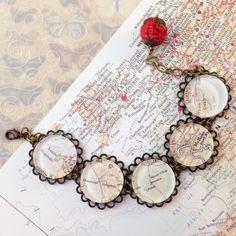 Memories Map Bracelet