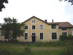 Old Swedish schoolhouse