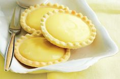 Lemon tarts - these look SO good. Would be lovely with a cup of Earl Grey or Lady Grey tea.