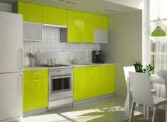 PERLA VERDE kuchyňa 240 cm, zelená