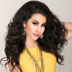 Kind heart - Fierce mind - Brave heart #guinwa #guinwazeineddine #غنوة_زين_الدين #pageanthair #curls