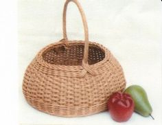 Kentucky Egg Basket - took this class on WV Basketweaving but still have not taken time to finish it.  This basket is lovely