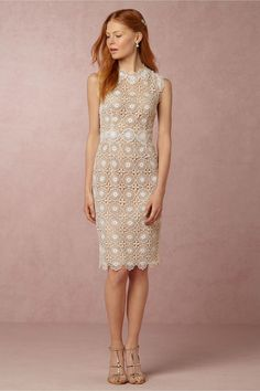 for rehearsal  BHLDN Myla Sheath in  Sale Dresses at BHLDN