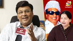 """""""I was angry with Jayalalitha after MGR's Death"""" says Director Bhagyaraj   InterviewBhagyaraj is a film director well known for his family based scripts and he has written and directed Telugu, Tamil and Hindi movies. He was MGR loyali... Check more at http://tamil.swengen.com/i-was-angry-with-jayalalitha-after-mgrs-death-says-director-bhagyaraj-interview/"""