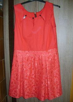 Kup mój przedmiot na #vintedpl http://www.vinted.pl/damska-odziez/krotkie-sukienki/11764729-malinowa-sukienka-40-rozkloszowana-na-wesele-studniowkeimpreze