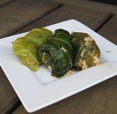 Gourmet Israel: Rollos de verdura