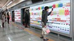 Online-Shopping: Ein Foto kann ein Supermarkt sein