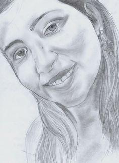 07 de junho, 2011 Desenho no tamanho A4. Feito apenas com lápis 2B, 4B e 6B.