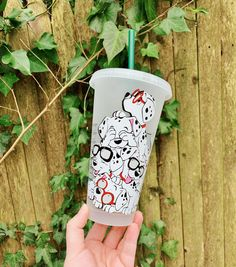 Custom Starbucks Cup, Some Times, Cold, Puppies, No Name, I Can Not, This Or That Questions, Create, Cricut