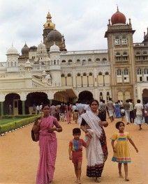 Bangalore. Junio 1988. Parada obligada en el recorrido en tren y autobuses desde Bombay a Tamil Nadu, en mi cuarto viaje a la India.