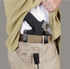 5 Things You Must Know About Concealed Carry Holsters...