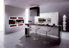 Resultado de imagen para cocinas integrales minimalistas