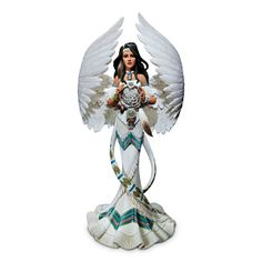 Sacred Calling Sculpture Native American Cherokee, Native American Dolls, Native American Clothing, Native American Indians, Native American Spirituality, Indian Dolls, Dragon Figurines, Nativity Crafts, Angel Pictures