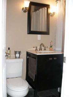 Very Small Half Bathrooms Reanimators