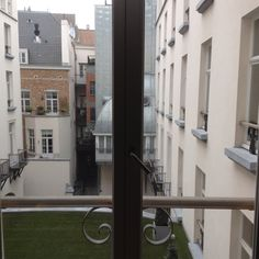 FWAB's fav room with a view at @TDHBrussels
