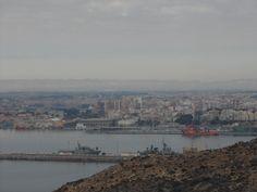 vista de Cartagena desde Trincabotijas
