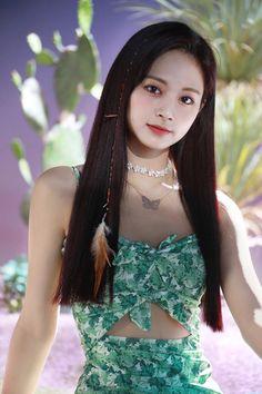 Nayeon, Teen Vogue, South Korean Girls, Korean Girl Groups, Taiwan, Twice Tzuyu, Vogue Photo, Chou Tzu Yu, Chaeyoung Twice