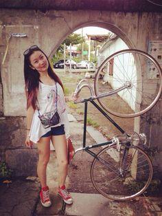 Summer ride ~~My Wonder Bicycle