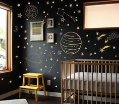 Art of Space Decals 200 Decals Easy Peel and Stick