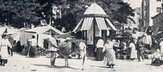 1917. Plaza de Lavapiés | Flickr: Intercambio de fotos