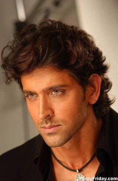 """Hrithik Roshan (Bollywood)  Hrithik took part in the film """"Krrish"""", """"You Are Not Alone,"""" """"Say that you love,"""" """"Do I really like you"""" Indian Celebrities, Bollywood Celebrities, Bollywood Actress, Bollywood Stars, Indian Bollywood, Desi Guys, Hrithik Roshan Hairstyle, Jodhaa Akbar, How To Look Handsome"""