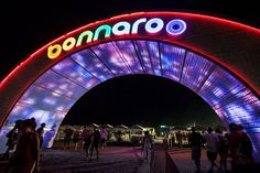 Bonnaroo- Had fun when we used to go to Bonnaroo, to bad it has changed SO much.