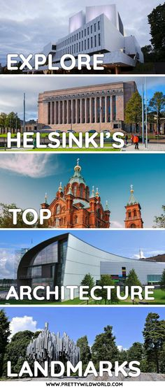 #HELSINKI #FINLAND #EUROPE #TRAVEL | Helsinki landmarks | Things to do in Helsinki | Places to visit in Helsinki | Finland architecture | Nordic design | visit Helsinki | Travel to Helsinki | Helsinki attractions | Helsinki points of interest via @prettywildworld