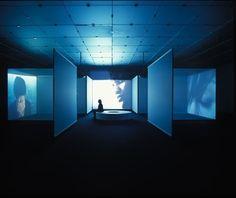 MoMA   The Collection   Doug Aitken. Interiors. 2002