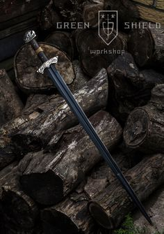Viking hybrid sword - Hand crafted in HQ steel, and custom Bronze by…