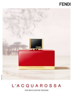 FENDI An exceptional perfume designed for an exceptional woman.