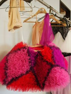 Valentino's Costumes for the New York City Ballet