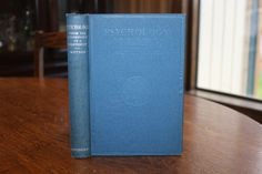 Psychology from the Standpoint of a Behaviorist by John B. Watson, 1919, Antique Books, Vintage Books, Blue Book, First Edition by CarisHome on Etsy
