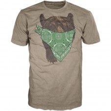 Räuberbär Alprausch men's T-shirt Mens Tops, T Shirt, Fashion, Supreme T Shirt, Moda, Tee, Fashion Styles, T Shirts, Fasion