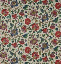 https://flic.kr/p/bmXMGp | sanderson-amanpuri-fabric-dcouam202-original-chintz