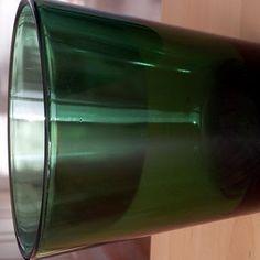 Kartio -juomalasit. Vain tämä tuotannosta poistunut ihana tummanvihreä väri. Koolla ei väliä.