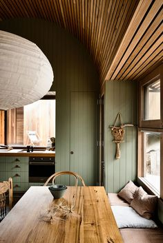 Sandy Point House sees Kennedy Nolan approach the site with both humility and sensitivity to create an occasional home that is connected to place. Interior Architecture, Interior And Exterior, Kennedy Nolan, Modern Rustic Homes, Lounge Chair, Piece A Vivre, Cute Home Decor, Amazing Spaces, Interior Design Inspiration