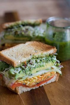 Browse delicious recipes for vegetarian sandwiches. Discover recipes that use…
