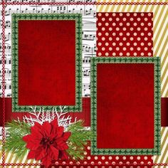 SANTA Premade Scrapbook Pages EZ Layout 638 is part of Scrapbook Layout 2 Page - Christmas Scrapbook Layouts, Birthday Scrapbook, Disney Scrapbook, Scrapbook Paper Crafts, Christmas Layout, Cruise Scrapbook, Baby Scrapbook, School Scrapbook Layouts, Scrapbook Layout Sketches