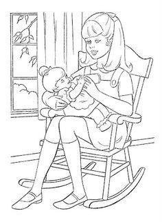 Coloring Book~Baby Tender Love - Bonnie Jones - Picasa Web Albums