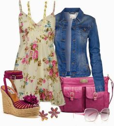 Outfits Trends For Ladies...  ::::::