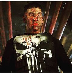 Yo #ThePunisher #trailer looks sick! Finally got a chance to watch it at lunch. Love that used #Metallica's One as the background music! WHAT DID YOUS THINK? #Punisher #JonBernthal #FrankCastle #DontFuckWithFrank