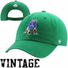 New England Patriots Vintage Adjustable Hat New England Patriots Gear d9a55fa47