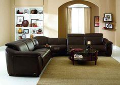 Leather Sectional Sofa — Tecnological Advances
