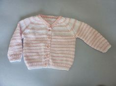 * Tejidos Miqueitas *: Chaquetas abiertas Baby Blanket Crochet, Crochet Baby, Baby Knitting, Sweaters, Baby Knits, Baby Blankets, Fashion, Sweater Vests, Jackets