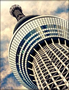Skytree Tower, Tokyo, Japan