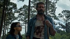 Since its release, I'd been begging everyone to go for Logan with me...the story takes place in 2020, a time when mutants have died out.