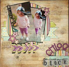 Chloe From The Block by Nicole McNamara