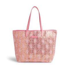 Vera Bradley Mesh Sequin Tote Bag
