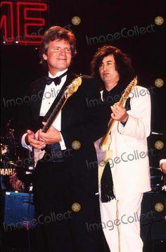 Jimmy Page & John Fogerty