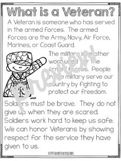 America the Brave! Election Day and Veterans Day America the Brave! Election Day and Veterans Day - Tunstall's Teaching Tidbits America the Brave! Election Day and Veterans Day America the Brave! Election Day and Veterans Day - Tunstall's Teaching Tidbits Close Reading, Guided Reading, What Is A Veteran, Parent Teacher Conferences, Teacher Binder, Teacher Tips, Teacher Stuff, Hello November, October